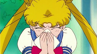 Usagi in Tears: A Glass Slipper for My Birthday