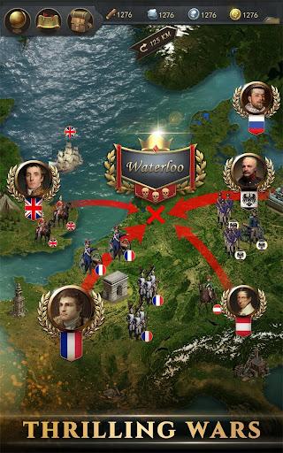 Rise of Napoleon: Empire War screenshots 23