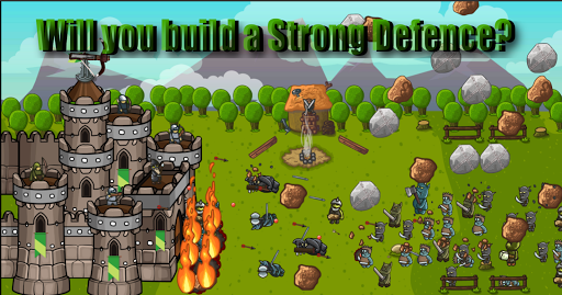 ACD: لقطات شاشة Awesome Castle Defense 2