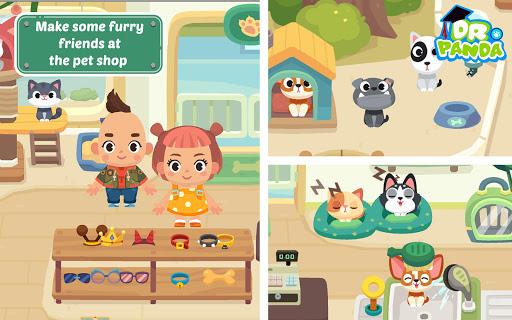 Dr. Panda Town: Mall 1.2.4 screenshots 4