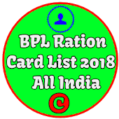 BPL Ration Card List 2018 - All India
