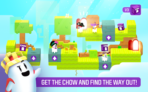 Ghost Game – Get the Chow! 7