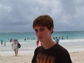 Photo: Am Strand Paraiso bei Tulum