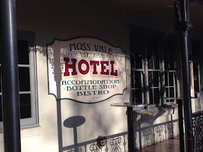 Photo: Day 8: Hotel Moss Vale - Over 160 years old