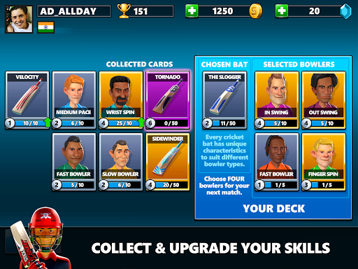 Stick Cricket Live screenshot 12