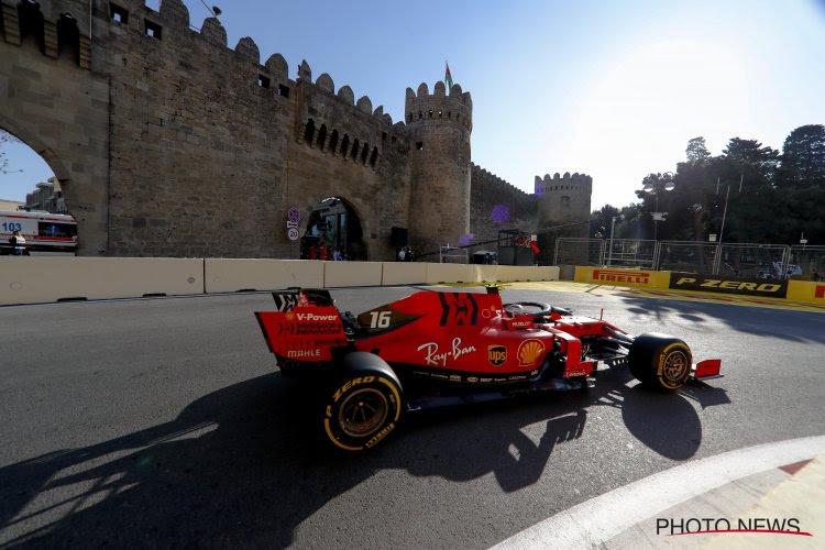Geen problemen in tweede oefensessie: Ferrari sneller dan concurrentie