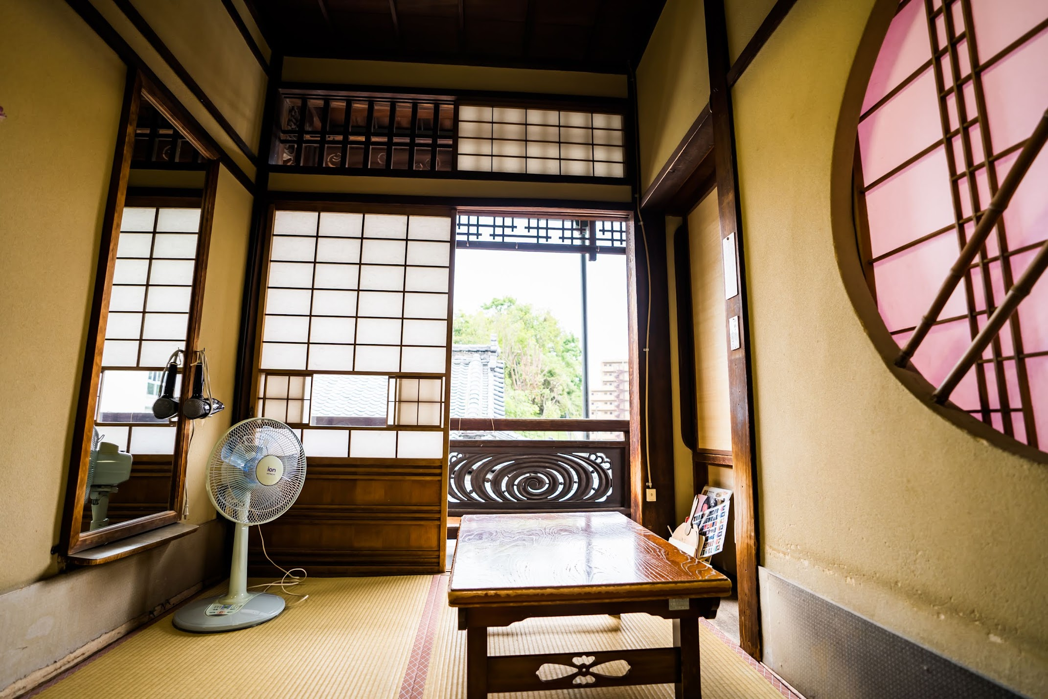 Dogo Onsen Honkan private room