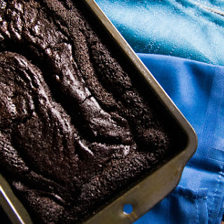 Callie's Double Chocolate Loaf Cake.