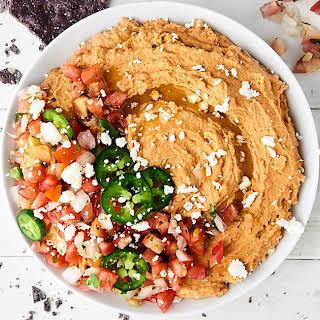 Instant Pot Taco Hummus.