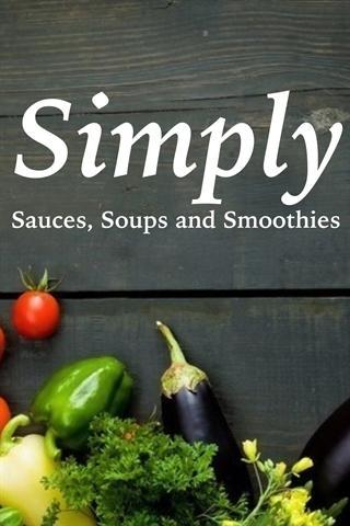 Simply Soups, Sauces screenshot
