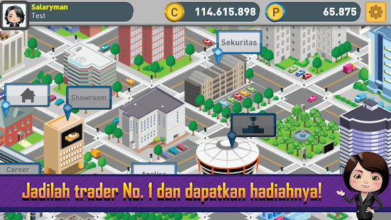 play Nabung Saham GO on pc & mac
