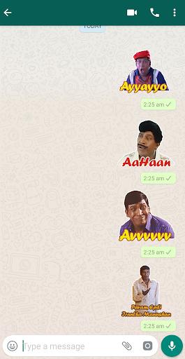 tamilstickersforwhatsapp screenshot 3