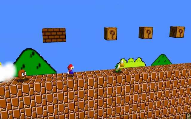 Unblocked Free Mario