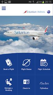 SriLankan Airlines 1