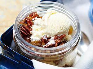 Caramel-pecan Dessert