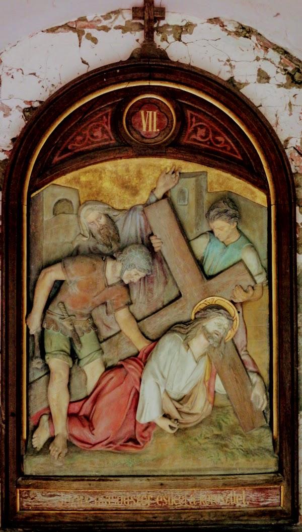 Fót - Szeplőtelen fogantatás rk. templom - kálvária