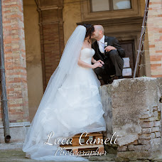 Wedding photographer Luca Cameli (lucacameli). Photo of 12.03.2017