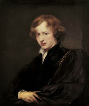 Photo: Anthony van Dyck, Self-Portrait, Ca. 1621-22