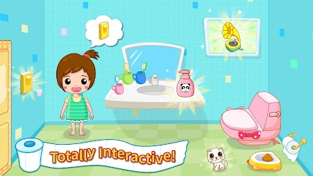 Baby Panda's Potty Training - Toilet Time APK screenshot thumbnail 3
