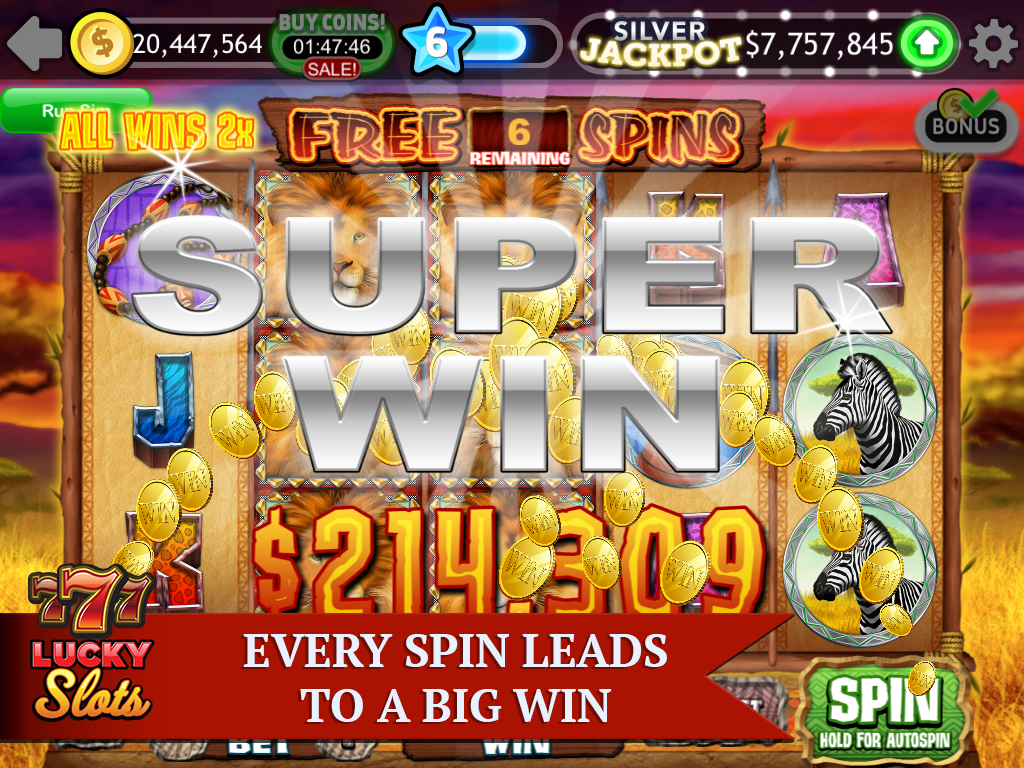 Lucky Slots - Free Casino Game- screenshot