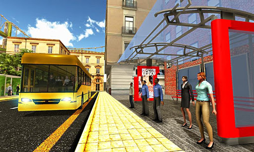 City Bus Driving Simulator: vr box games 1.3 screenshots 1