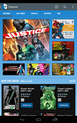 DC Comics  screenshots 13