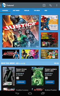 DC Comics- screenshot thumbnail