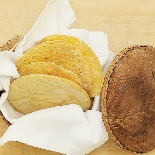 How to Make Mexican Corn Tortillas