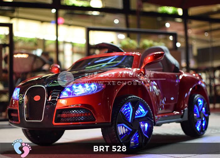 Xe hơi điện cho bé RBT-528 5