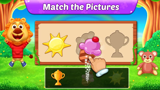 Puzzle Kids - Animals Shapes and Jigsaw Puzzles 1.0.6 screenshots 3