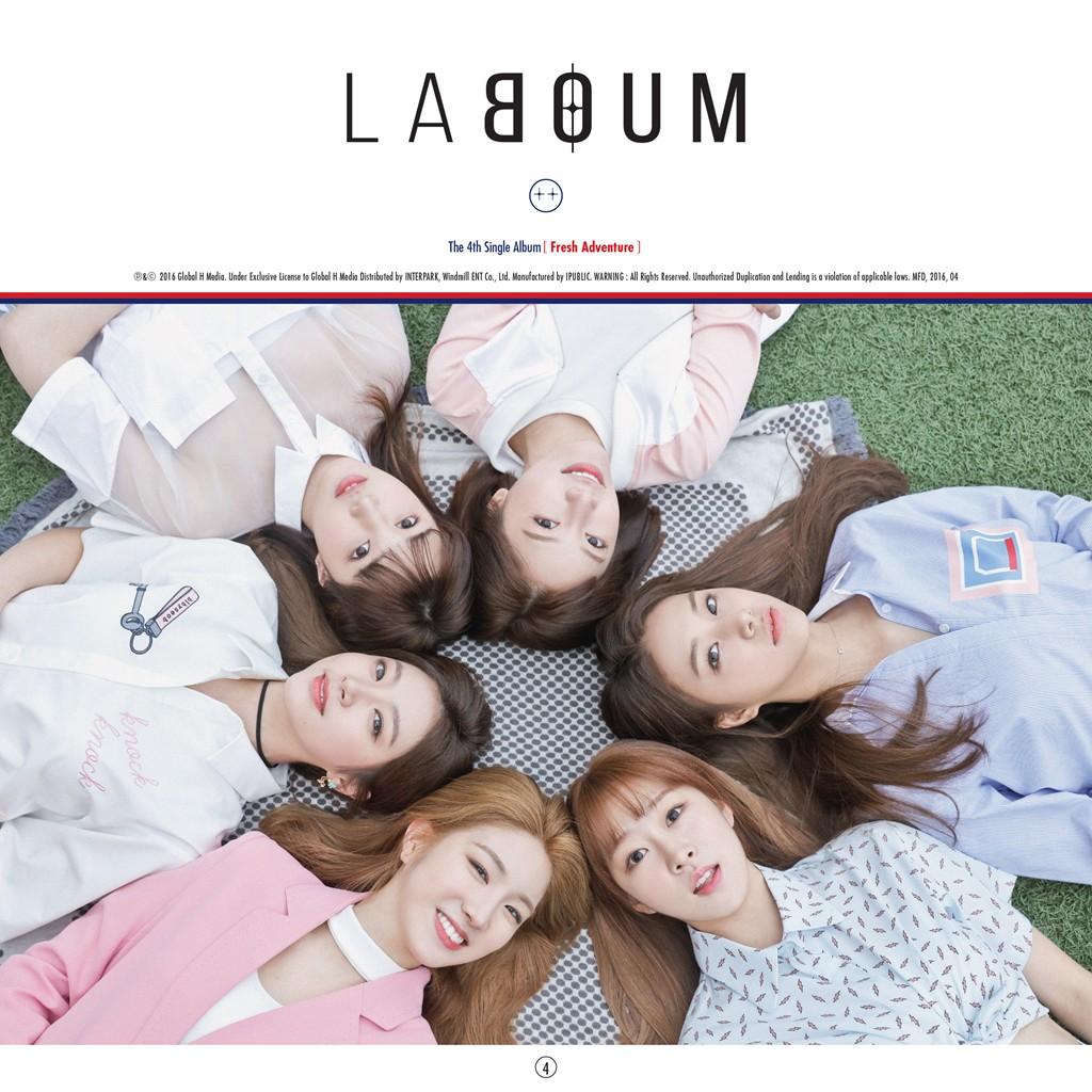 laboum fresh adventure album