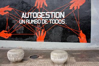 Photo: Marcas de la Memoria (13) Fábrica de Neumáticos FUNSA, centro de la resistencia. Camino Corrales 3076 (esq. Suñer y Capdevila).