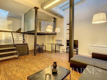 Appartement meublé 3 pièces 65,02 m2