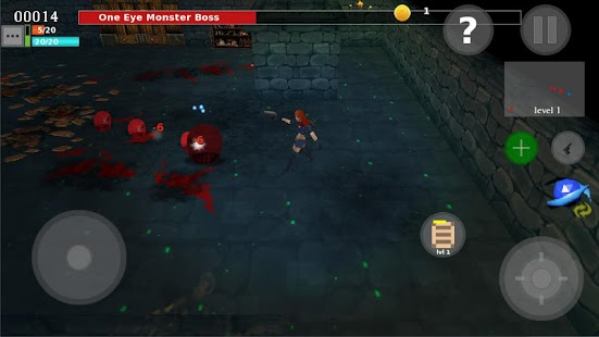 Lostx Dungeon II Screenshot