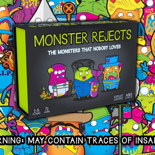 Monster Rejects!