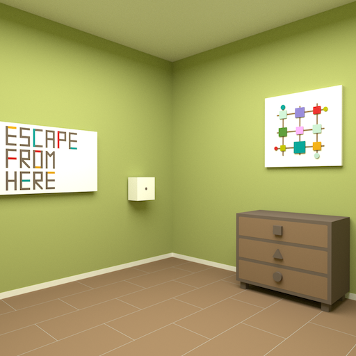 冒險App|脱出ゲーム Tiny Cube LOGO-3C達人阿輝的APP