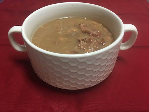 Kentucky Soup Beans (pinto Beans) Recipe