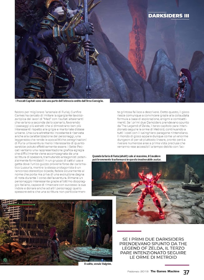 TGM - The Games Machine- screenshot