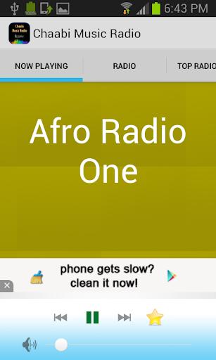 玩免費娛樂APP|下載Chaabi Music Radio app不用錢|硬是要APP
