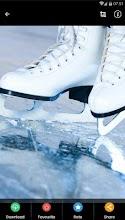 Ice Skating HD Wallpaper screenshot thumbnail