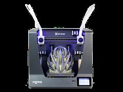 Refurbished BCN3D Sigma R17 Independent Dual Extruder 3D Printer *A Stock*