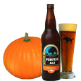 Bison Organic Pumpkin Ale