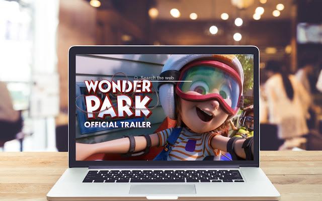 Wonder Park HD Wallpapers Game Theme