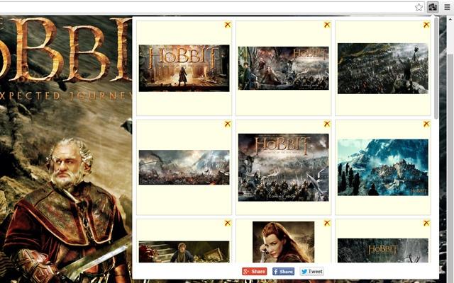 The Hobbit series Photo Gallery