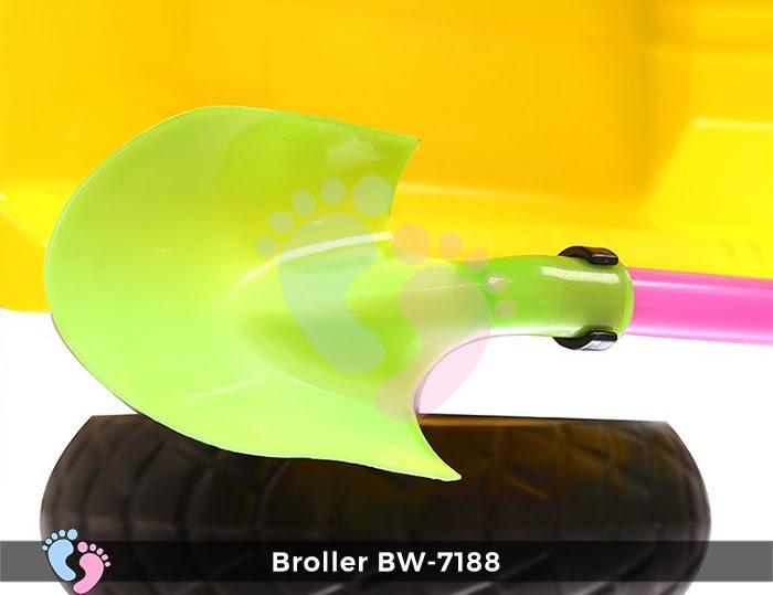 Xe đạp trẻ em 3 bánh Broller XD3-7188 17