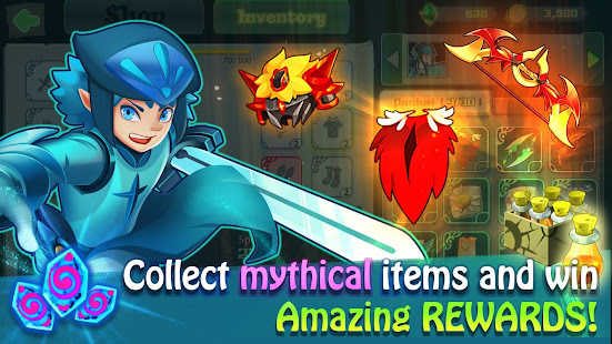 Legend Guardians – Mighty Heroes: Action RPG 7