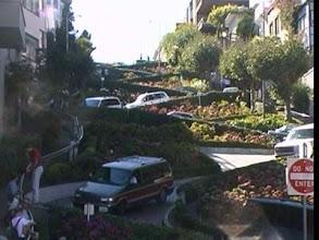 Photo: SF Lombard Street