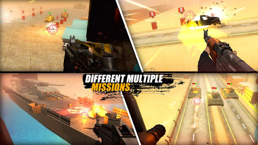Air Shooter : US Military Army Helicopter Games 1.0 screenshots 1