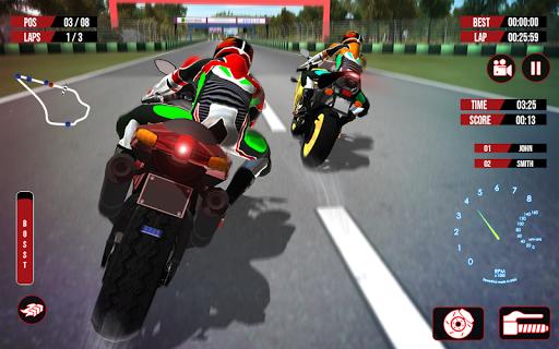 Bike Racing Game Free screenshots 2