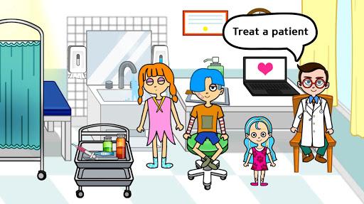 Picabu Hospital: Story Games 1.14 Mod screenshots 4